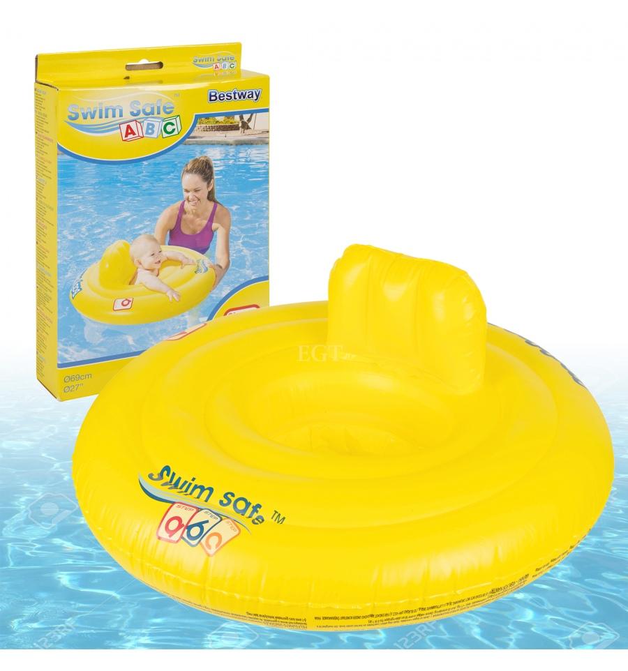 Bestway Baby Seat Swim Ring|Inflatable Swim Seat
