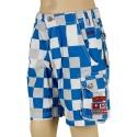 Lee Cooper Shorts - Boys Canvas, Blue [AC2802]