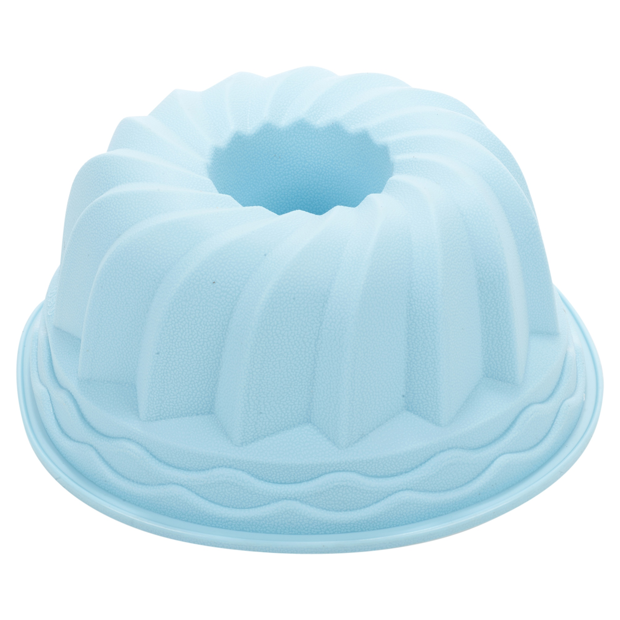 Silicone Bundt Pan Savarin Cake Mould Non Stick Ring