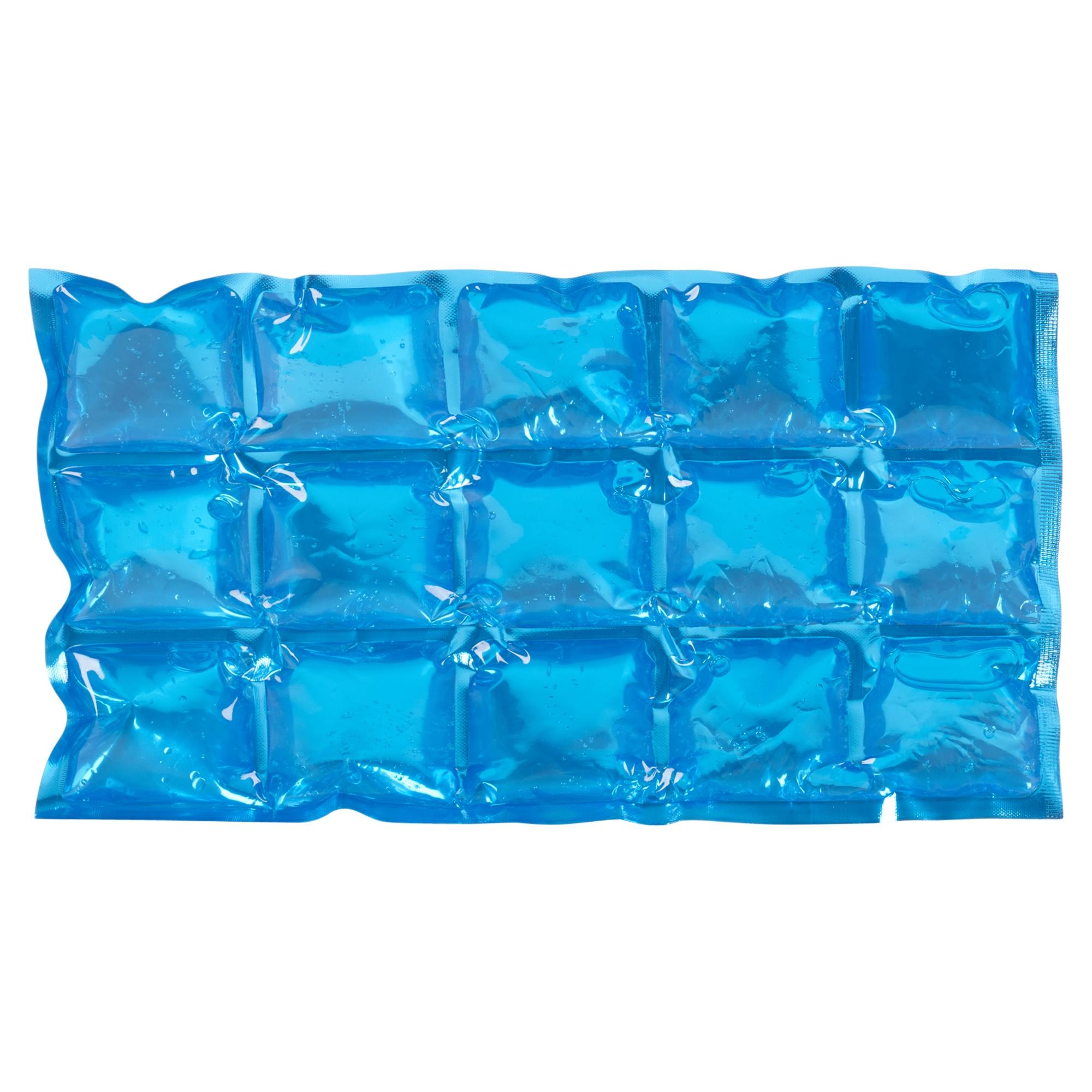 Neuf Réutilisable Congélation Cool blocs Banquise Refroidisseur Sac pour Pique-Travel Lunch Box