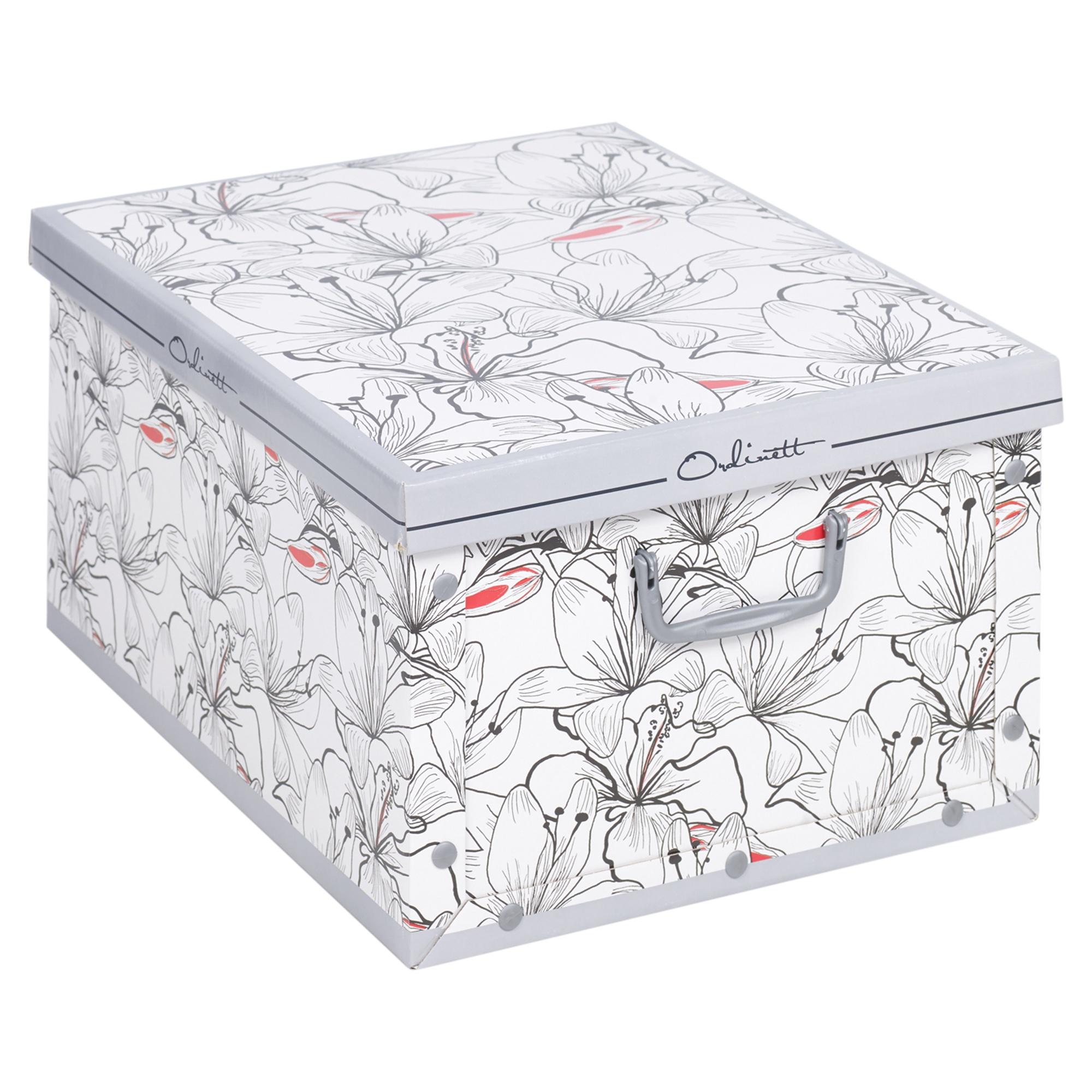 set 3 unterbett aufbewahrung boxen mit deckel griffe kleider klappbar leicht ebay. Black Bedroom Furniture Sets. Home Design Ideas