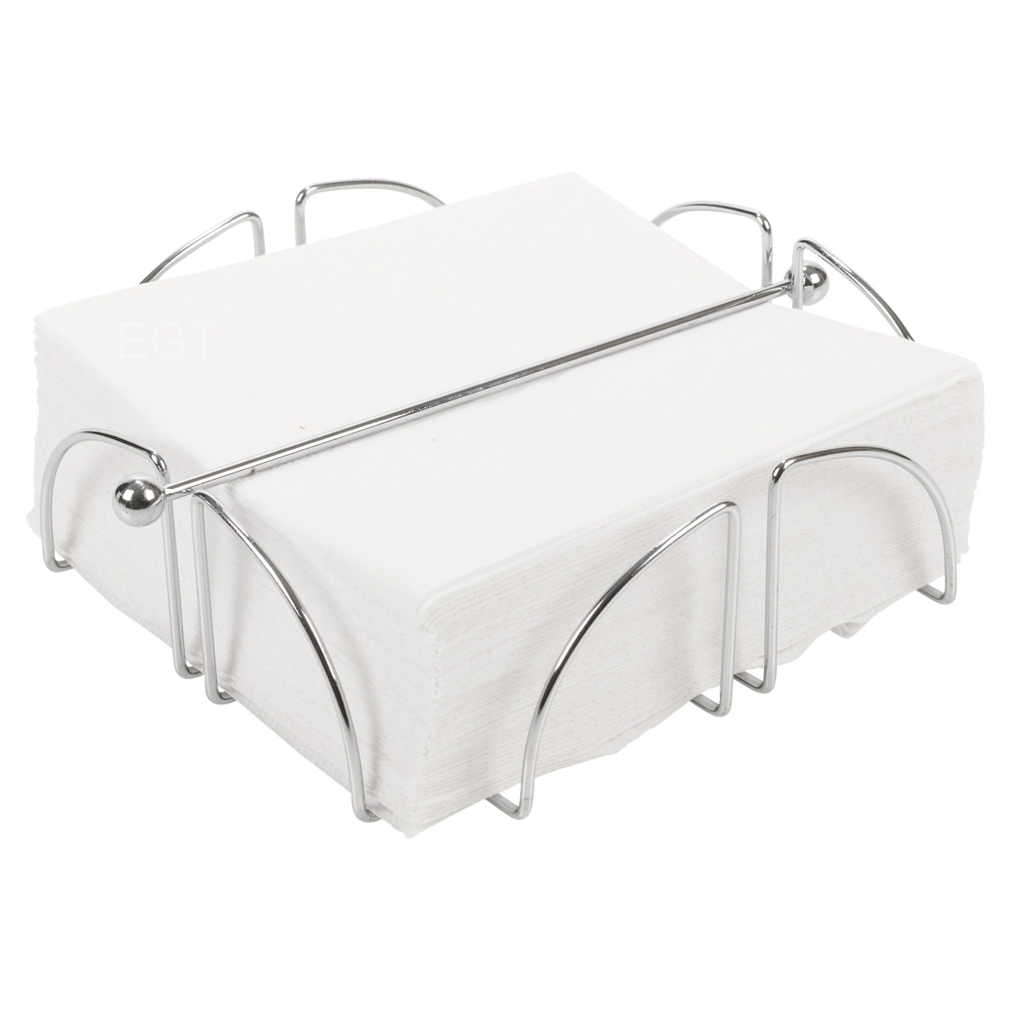 Napkin Rings Holders Chrome Wire Serviette Napkin Holder Dispenser Kitchen Dining Room Table Decor Home Furniture Diy Omnitel Com Na