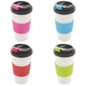 Double Wall Drinking Mug  With Lid [955945][114119]