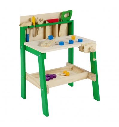 20 Piece Kids Work Bench [153682]