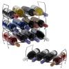 3pc Stackable Wine Rack [820854]