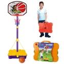 Portable Basketball Set [20881L]