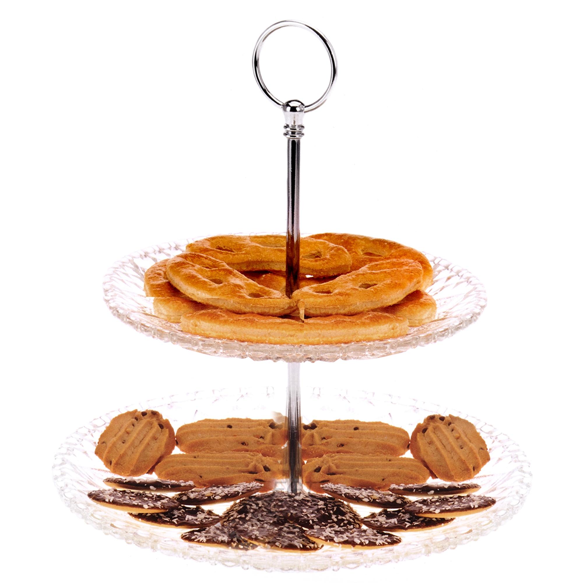 Cut Glass Cake Stand Uk