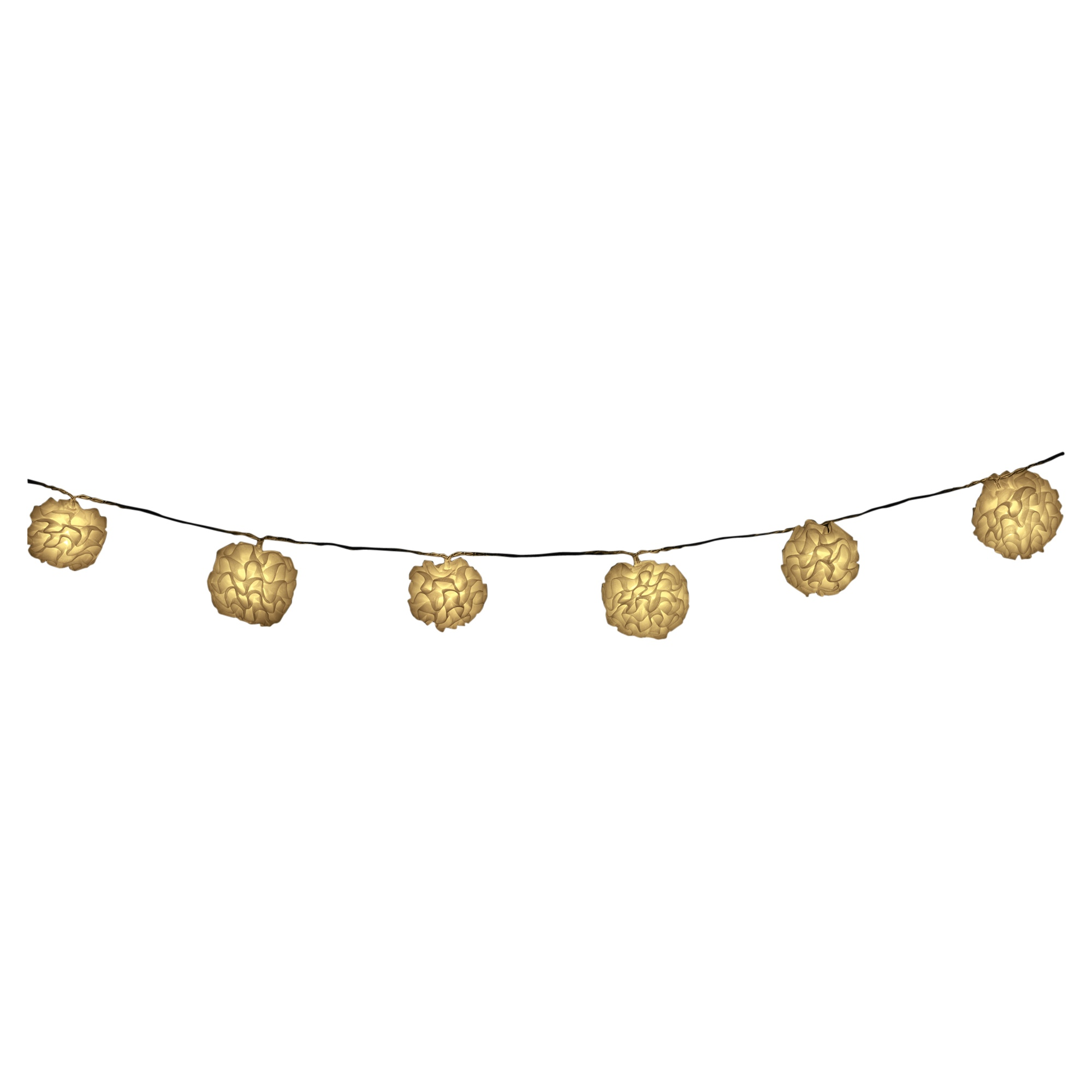string fairy led lights battery floral wedding lighting indoor party