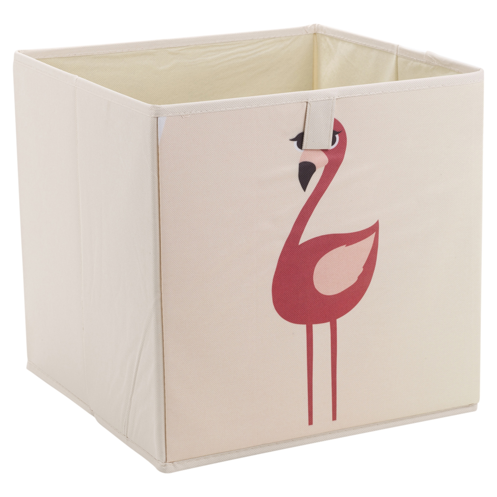 Cute Animal Collapsible Toy Storage Organizer Folding: Kids Toy Animal Storage Box Collapsible Non Woven Fabric