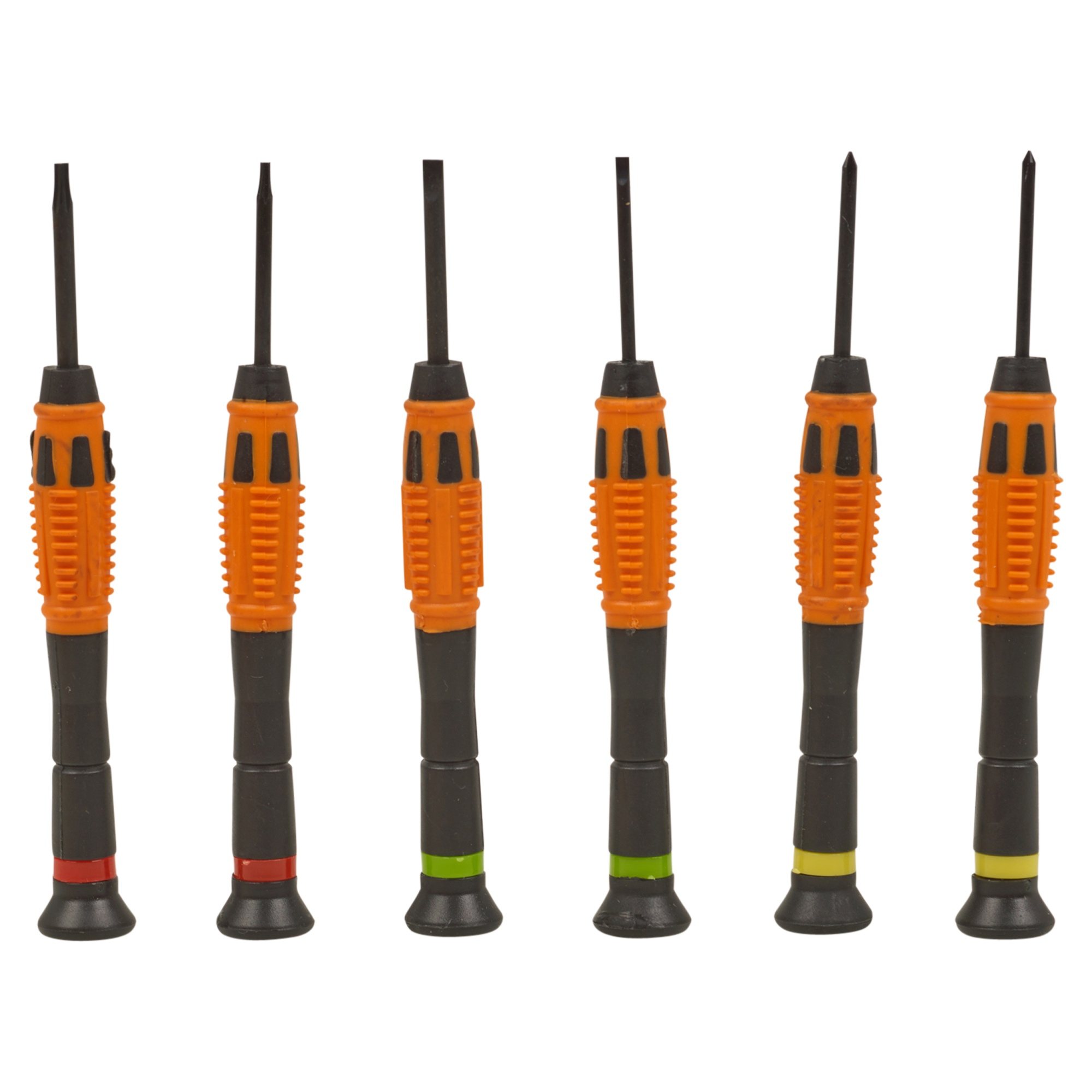 precision screwdriver set jeweller kit small screw driver mini 6pc torque torx ebay. Black Bedroom Furniture Sets. Home Design Ideas