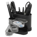 Top Write Black Desk Oblong Organizer 14x12x20cm [158273]
