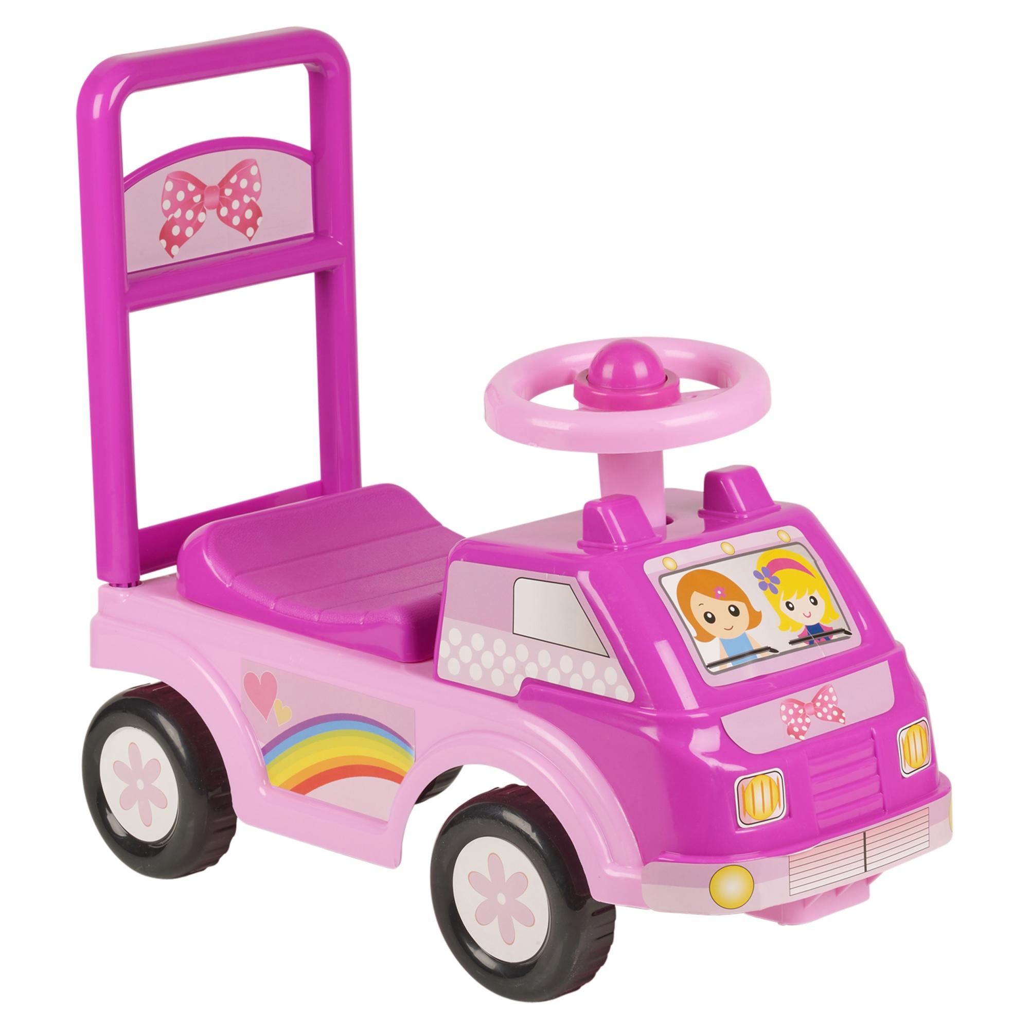 kleinkinder walking car kinder spielzeug zum fahren jungen. Black Bedroom Furniture Sets. Home Design Ideas