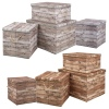 Storage Boxes Wood Design