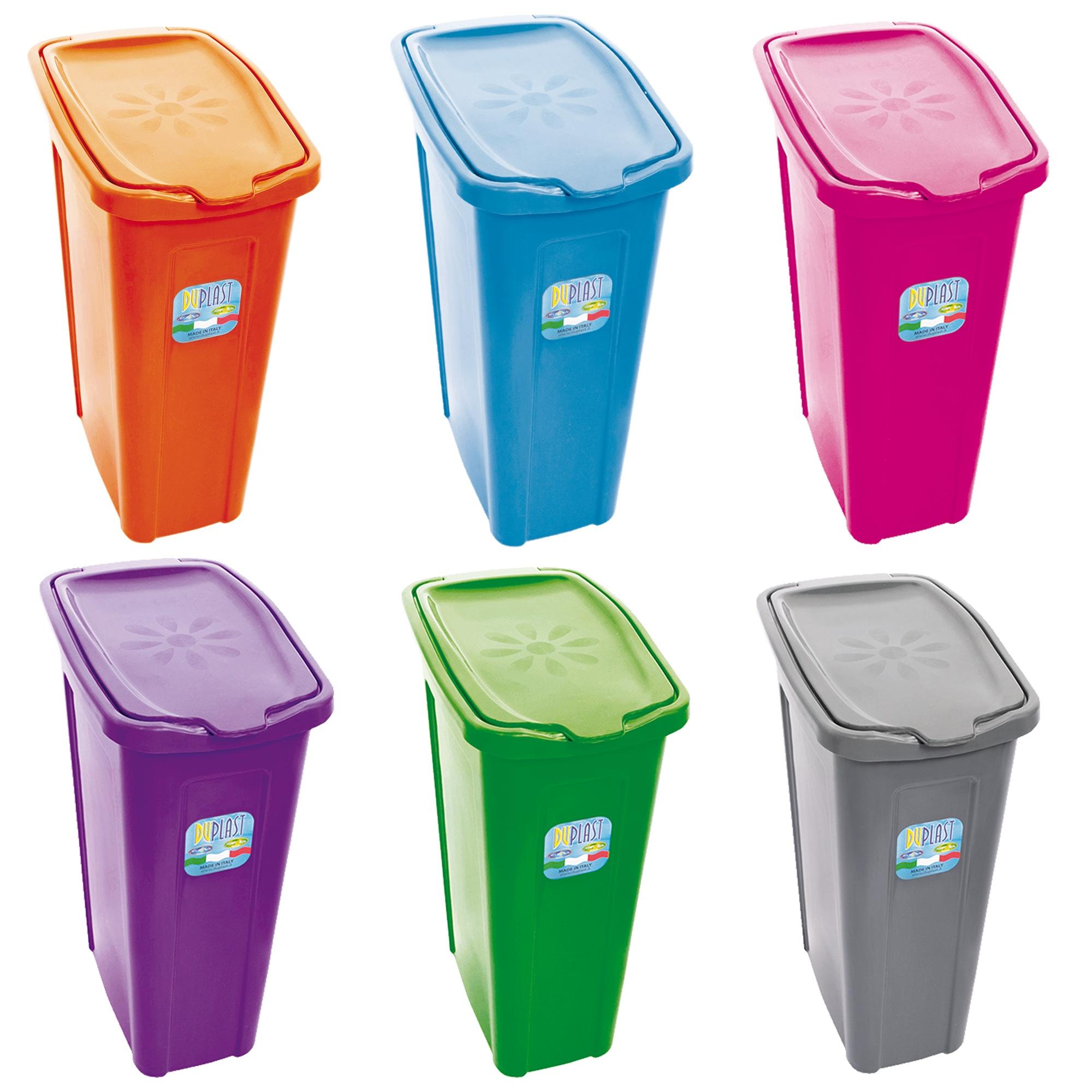 slim under cabinet dustbin rubbish waste 35 litre laundry. Black Bedroom Furniture Sets. Home Design Ideas