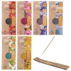 Incense Holder With Incense Sticks 60 pc [025620]