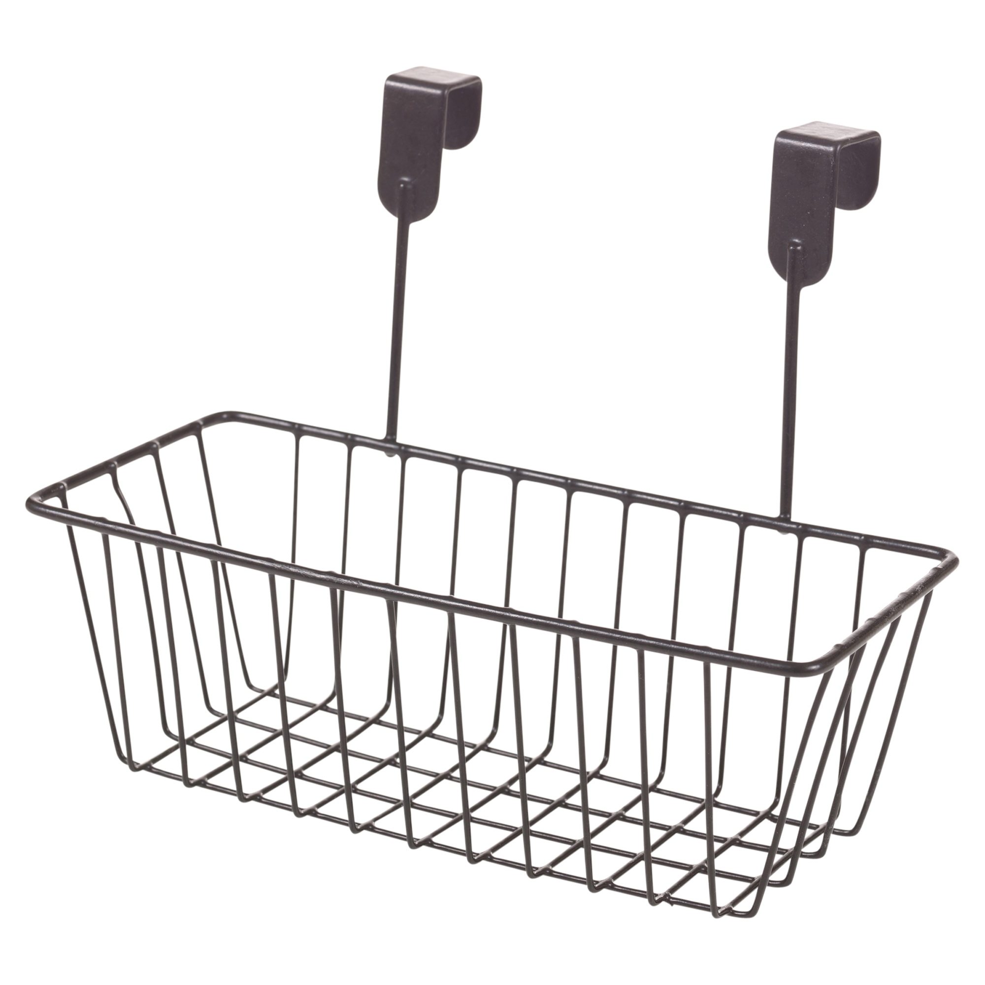 Baskets Above Kitchen Cabinets: Set Of 2 Over Kitchen Cabinet Door Storage Basket Rack
