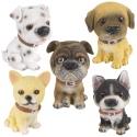 Dog Polystone 95 x 70 x 135cm [076370]