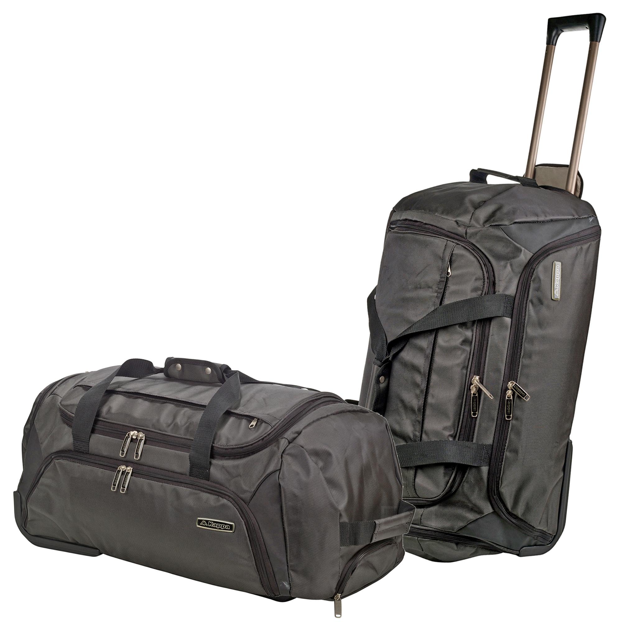 Kappa Travel Bag With Wheels