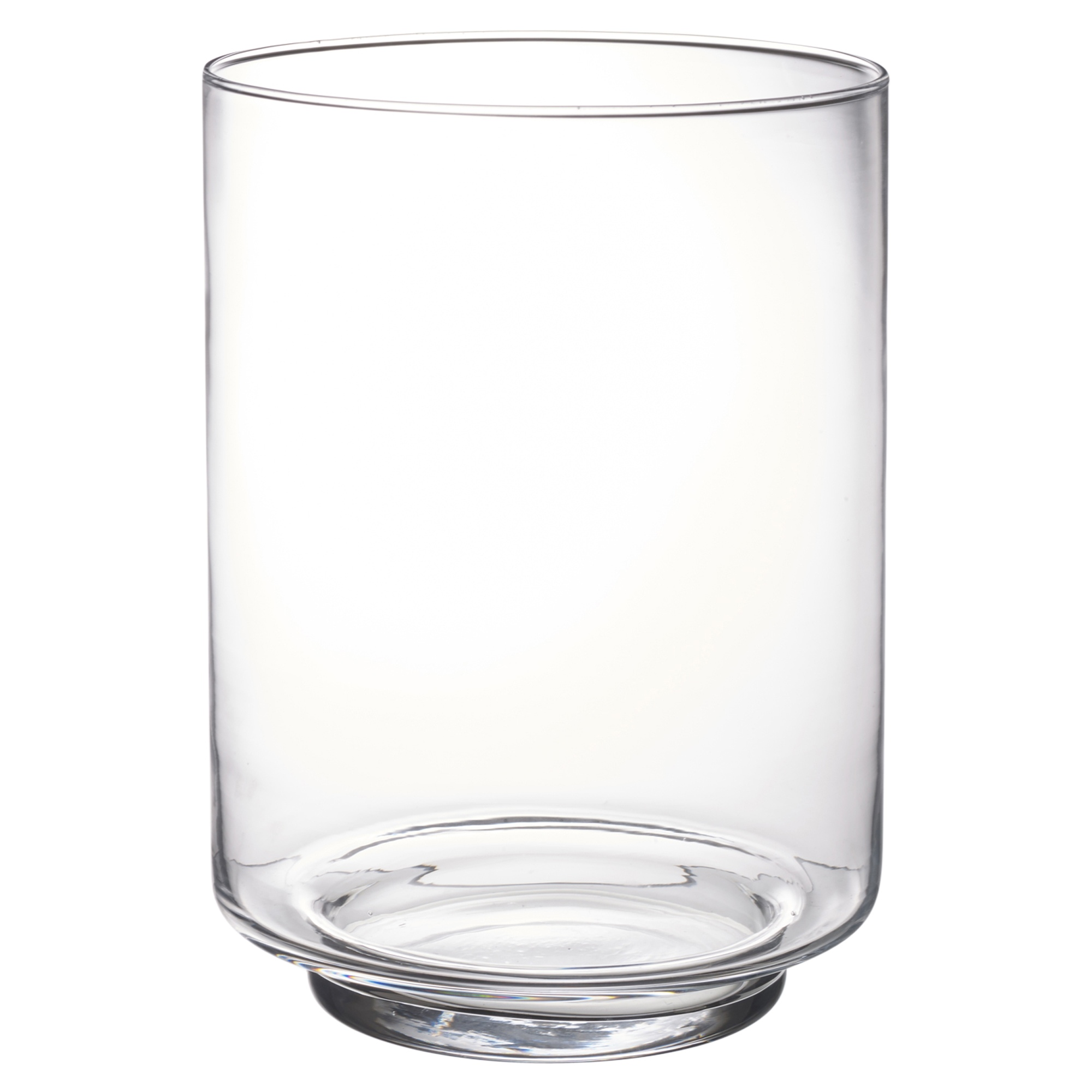 Clear Cylinder Glass Vase. WGV Clear Square Twist Block Glass Vase, Inch. by WGV International. $ $ 12 75 $ Prime. FREE Shipping on eligible orders. out of 5 stars