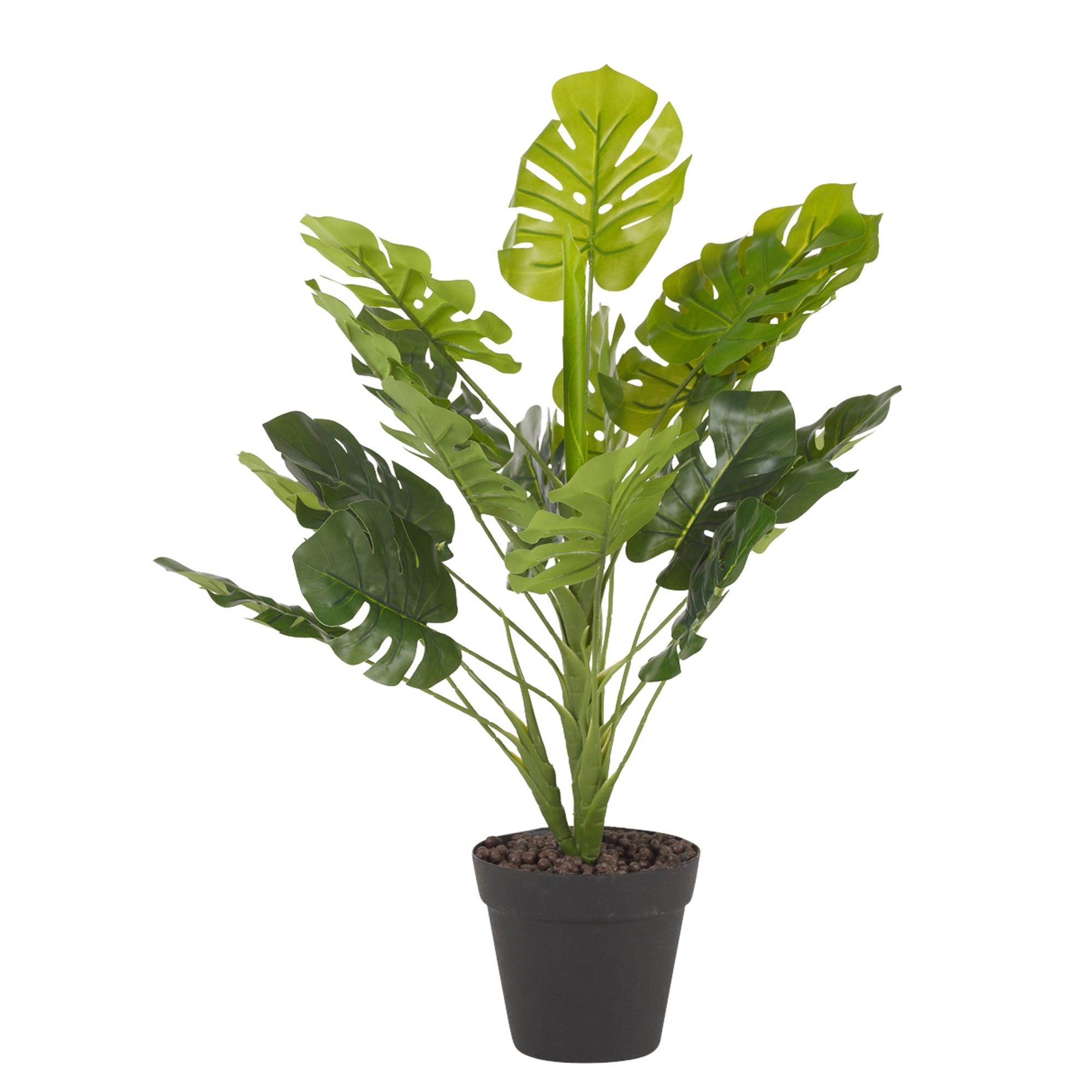 Realistic look green decorative artificial home garden for Outdoor decorative plants