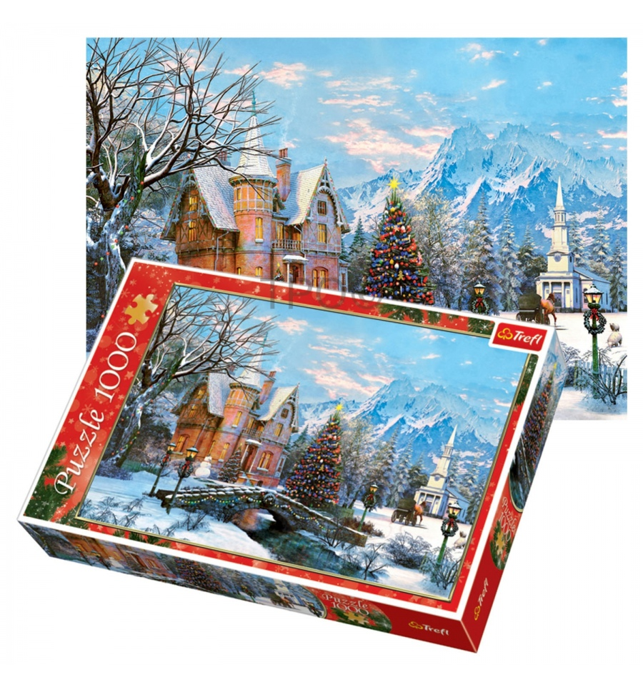 1000 Piece Jigsaw Adult Puzzles