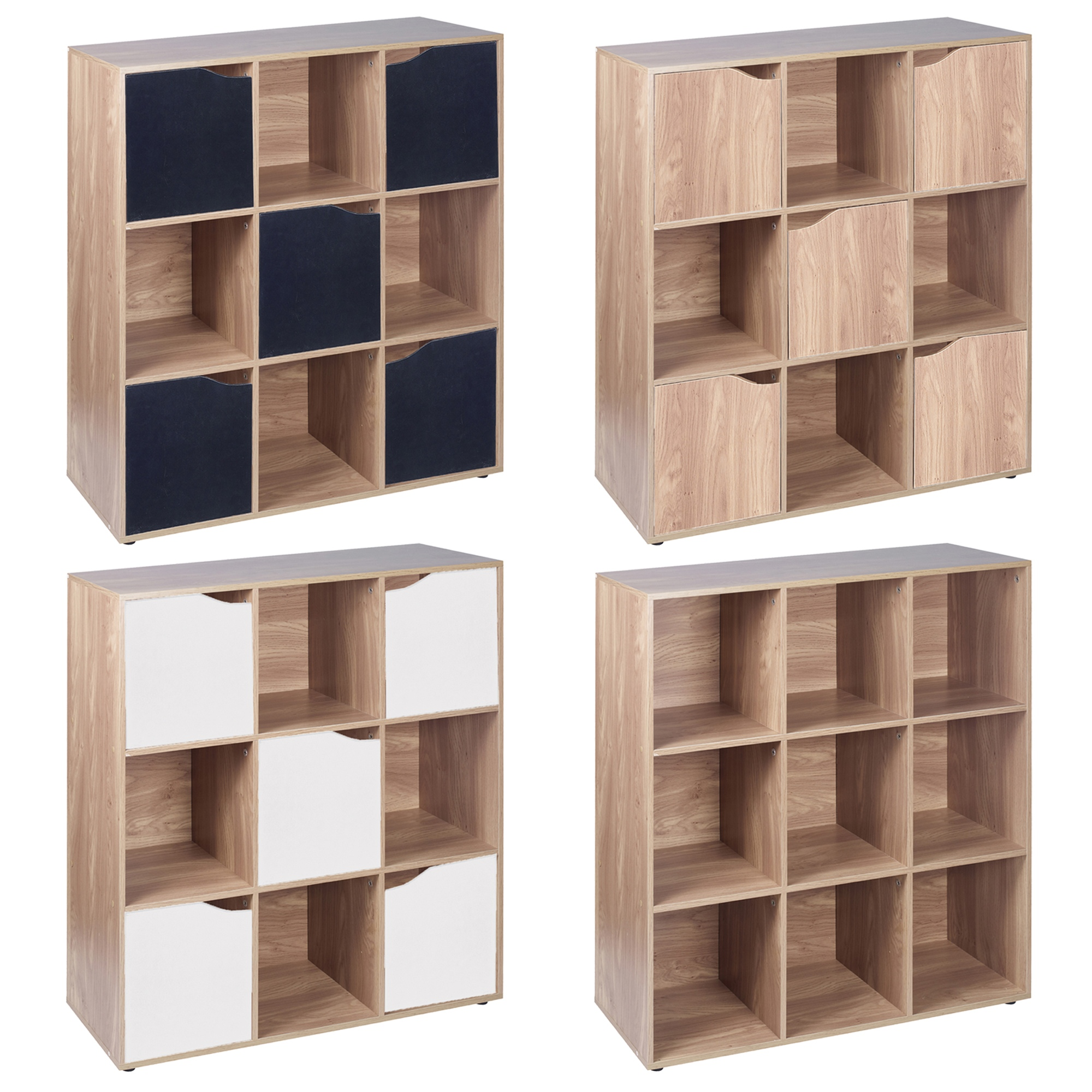 billy dark from door dust still bookcase items cabinet cubed glass keeps favorite doors your bookcases free blue ikea with pin visible but