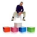 Baff Childrens Cajon Drum Chair 34cm