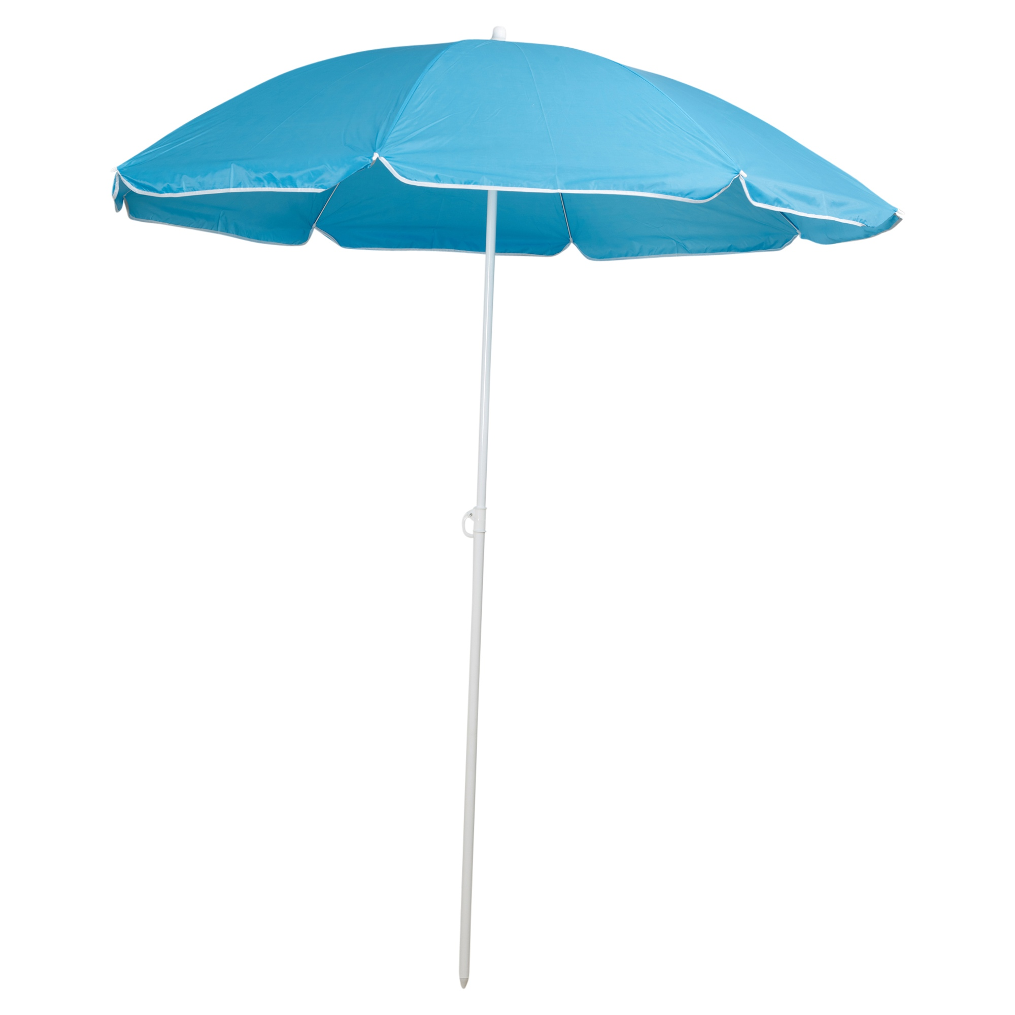 garden beach deck chair parasol umbrella sunshade spike. Black Bedroom Furniture Sets. Home Design Ideas