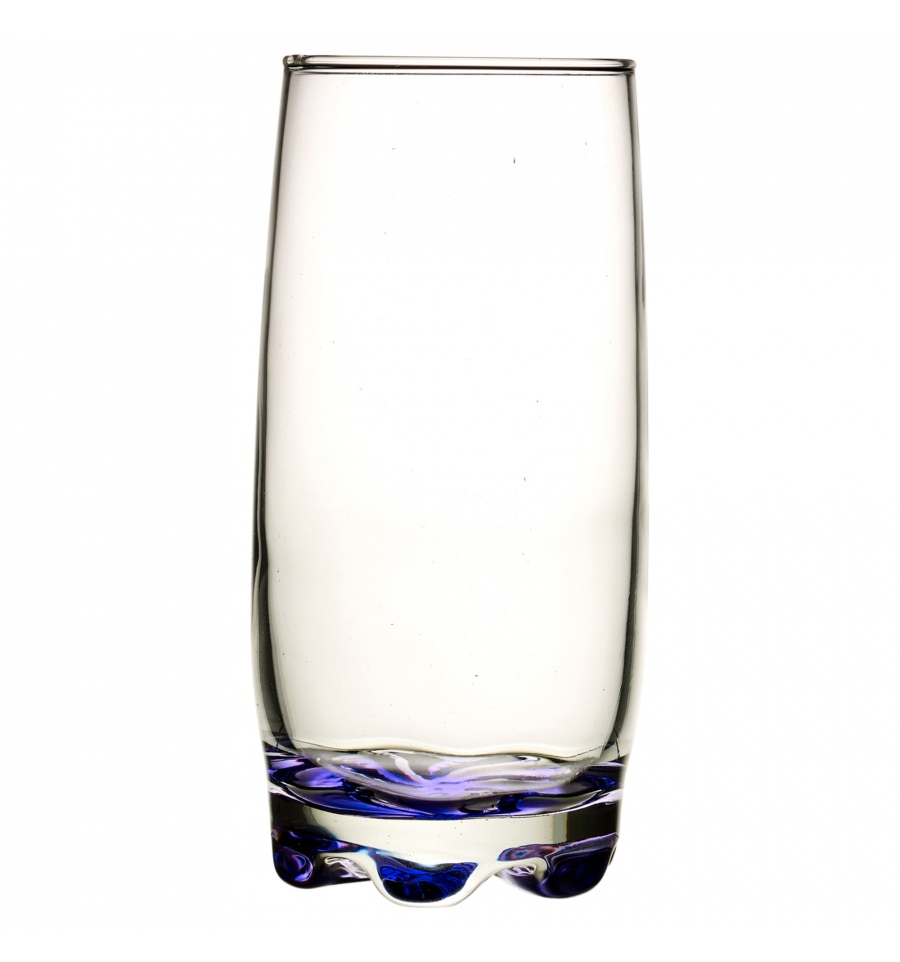 Tall Curved Drinking Glasses Glass Cups