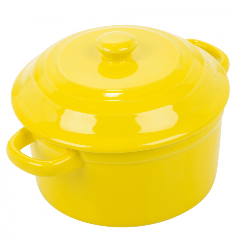 Small Pan With Lid Mini Oven Pot