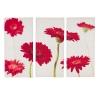 Triptych Red Flower [112399]