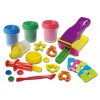 22pc Cube Bucket Dough Set [11805][430796]