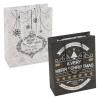 Assorted Christmas Matt Gift Bags [302325]