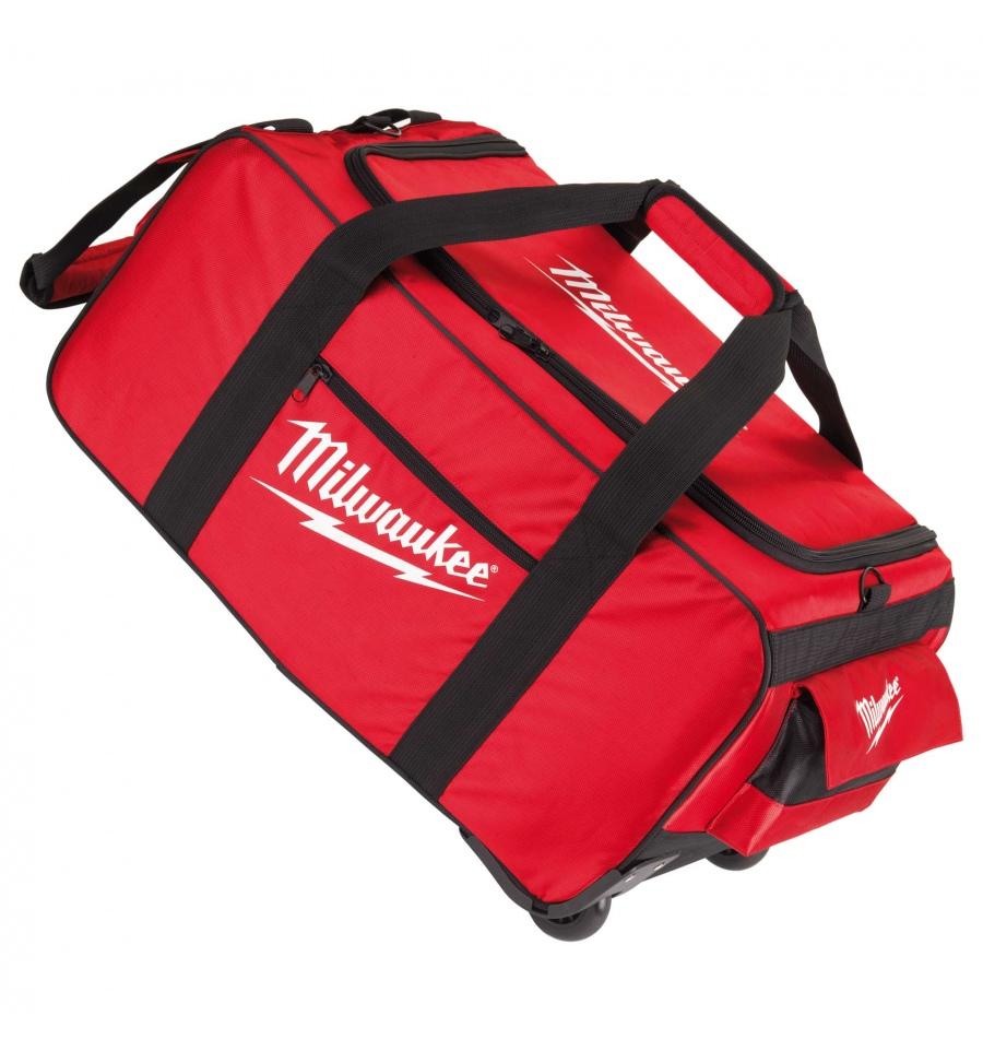 large contractor bag milwaukee wheel tool bag