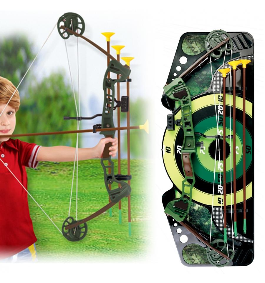 Bow And Arrow Practice Archery Skills Kids Archery Set