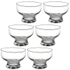 6pc Glass Dessert Cocktail Bowl [956688]