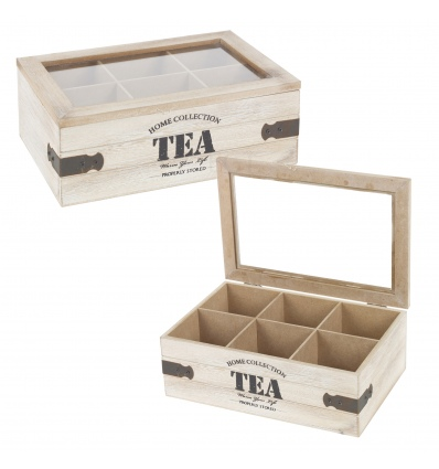 Home Collection Tea Box [042220]