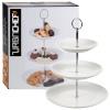 3 Tier Ceramic Cake Stand [472229]