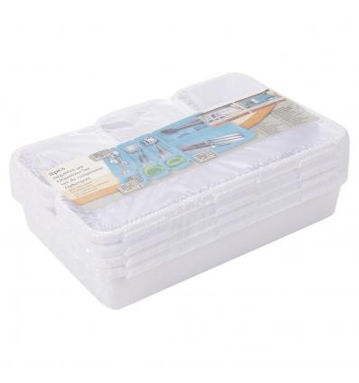 8pc Storage Boxes [037608]