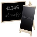 Chalk Board Easel 27.5x18cm [058276]