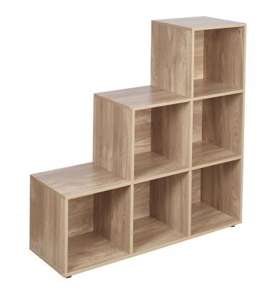 6 Cube Step Shelf [EG-002