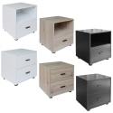 2 Drawer Bedside Cabinets [327891]
