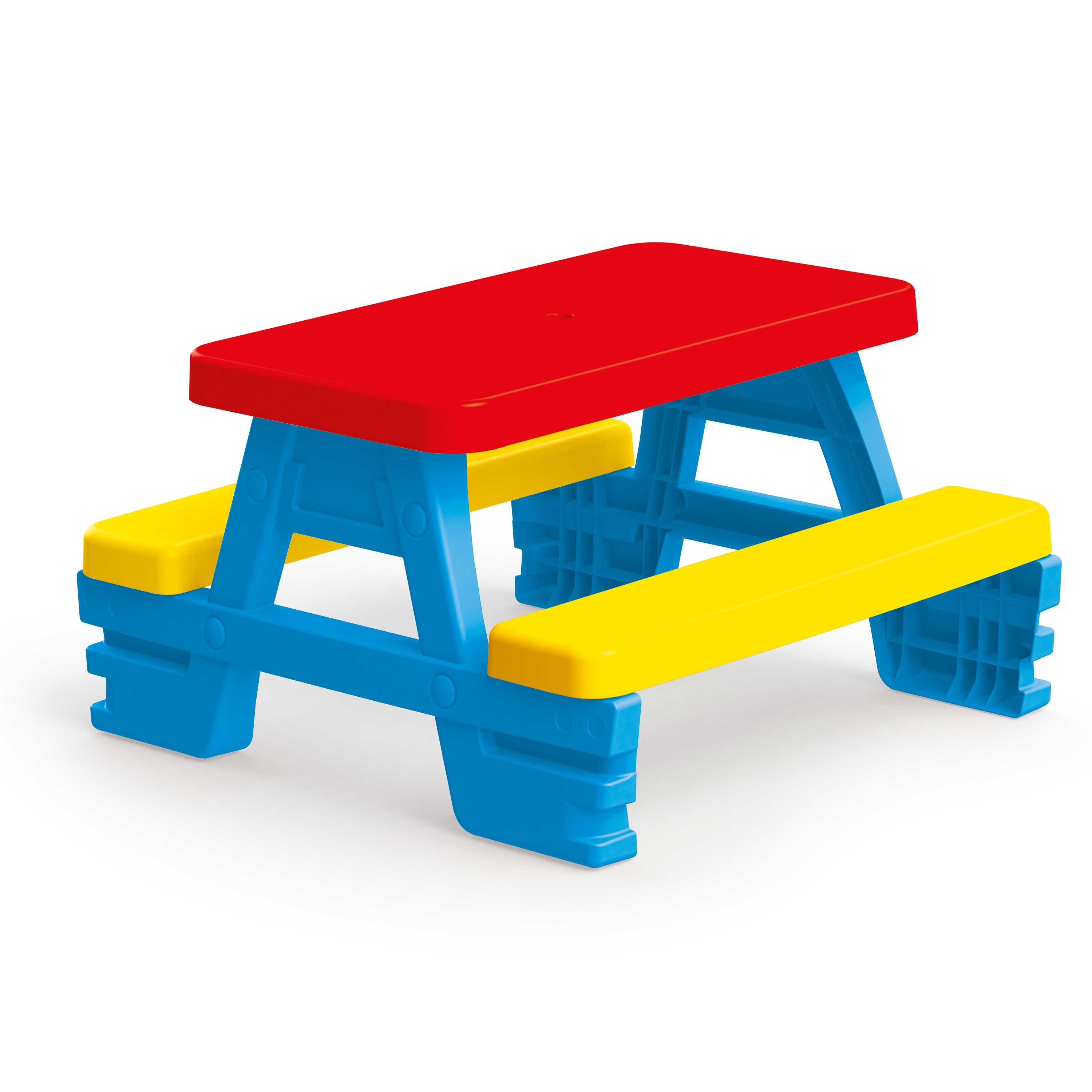 Marvelous Details About Childrens Outdoor Colourful Picnic Table For 4 Bench Set Furniture Garden Seat Short Links Chair Design For Home Short Linksinfo