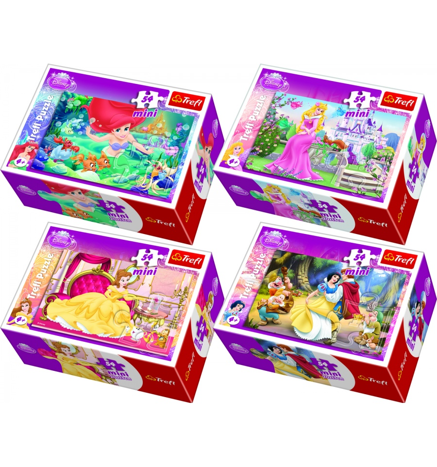 Disney Princess Trefl Jigsaw Puzzle