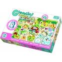 """Gigantic"" - ZOO / Trefl Baby Floor Puzzles [907568]"