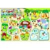 """Gigantic"" - ZOO / Trefl Baby Floor Puzzles [90756]"
