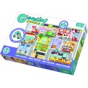 """""""Gigantic"""" - In the small town / Trefl Baby Floor Puzzle [907544]"""