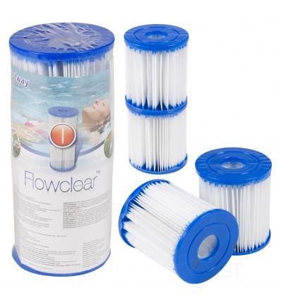 Bestway 2pc Pool Filter [918403]