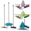 5 Piece Cleaning Mop & Broom Set [853741]