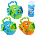 2pc Fish Bubble Machine [071015]